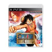 jogo One Piece Pirate Warriors semi novo Ps3