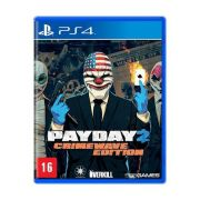 Jogo Payday 2 Crime Wave Edition semi novo Ps4