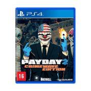 Jogo Payday 2 Crime Wave Edition semi novo Ps4