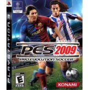 Jogo Pes 2009 Pro Evolution Soccer semi novo Ps3
