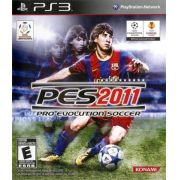 Jogo Pes 2011 Pro Evolution Soccer semi novo Ps3