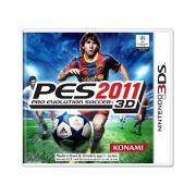 Jogo Pes 2011 semi novo 3ds