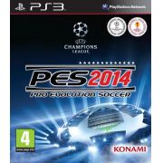 Jogo Pes 2014 Uefa Champions League semi novo Ps3