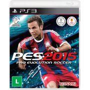 Jogo Pes 2015 semi novo Ps3