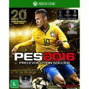 Jogo Pes 2016 semi novo Xbox one