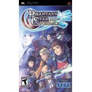Jogo Phantasy Star Portable semi novo PSP