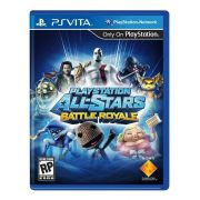 Jogo Playstation All-Stars Battle Royale semi novo Psvita