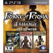 Jogo Prince of Persia Trilogy semi novo Ps3
