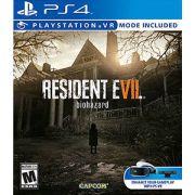 Jogo Resident Evil 7 semi novo Ps4