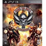 Jogo Ride to Hell Retribution semi novo Ps3