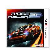 Jogo Ridge Racer 3D semi novo 3ds Europeu