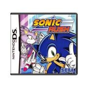 jogo Sonic Rush DS