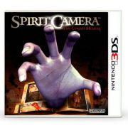 Jogo Spirit Camera The Cursed Memoir semi novo 3ds