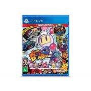 Jogo Super Bomberman R semi novo Ps4