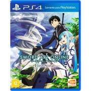 Jogo Sword Art Online Lost Song semi novo Ps4