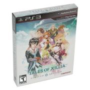 Jogo Tales of Xillia Limited Edition semi novo Ps3