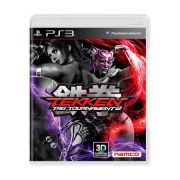 Jogo Tekken Tag Tournament 2 semi novo Ps3