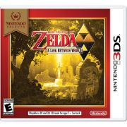 Jogo The Legend of Zelda A Link Between Words 3Ds Novo Lacrado