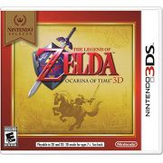 Jogo The Legend of Zelda Ocarina of Time 3D semi novo 3ds