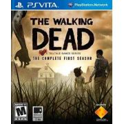 Jogo The Walking Dead the complete first season semi novo Psvita