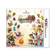 jogo Theatrhythm Final Fantasy 3Ds Novo Lacrado