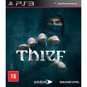 Jogo Thief semi novo Ps3