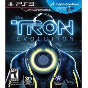 Jogo Tron Evolution semi novo Ps3