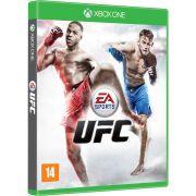 Jogo UFC semi novo Xbox one