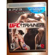 Jogo UFC Trainer semi novo Ps3