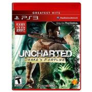 Jogo Uncharted  semi novo Ps3