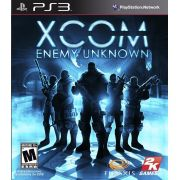 Jogo Xcom Enemy Unknown semi novo Ps3