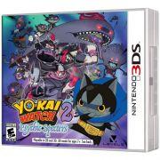 jogo Yo-kai Watch 2 Psychic Specters 3Ds Novo Lacrado