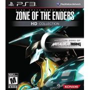 Jogo Zone of the Enders HD Collection semi novo Ps3