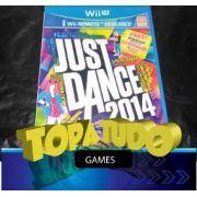 Just Dance 2014 Jogo Nintendo Wii U Seminovo Loja Bh