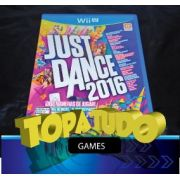 Just Dance 2016 Jogo Nintendo Wii U Seminovo Loja Bh