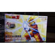 Kit para Montar Super Saiyan Son Goku Dragon Ball Z