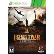 Legends Of War Patton Jogo Xbox 360 Seminovo Loja Bh