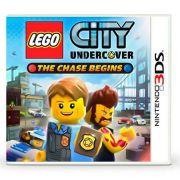 Lego City Undercover Semi novo Mídia Física Nintendo 3ds