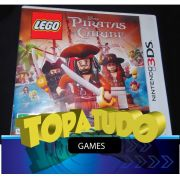 Lego Pirates Of The Caribbean Nintendo 3ds Seminovo Bh Loja