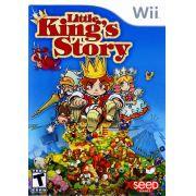 Little King's Story Nintendo Wii Seminovo Bh Loja