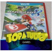 Mario Kart 8 Pronta Entrega Seminovo Wii U Nintendo Bh