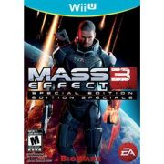 Mass Effect 3 Special Edition Nintendo Wii U Seminovo