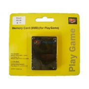 Memory Card 8MB para Playstation 2 novo