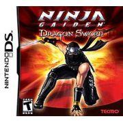 Ninja Gaiden Dragon Sword Nintendo Ds Seminovo Bh Loja