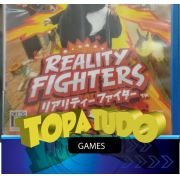 Reality Fighters Seminovo Ps Vita Psvita Bh Loja