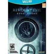 Resident Evil Revelations Jogo Nintendo Wii U Semi novo