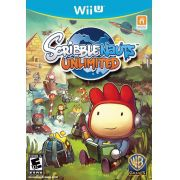 Scribblenauts Unlimited Wii U Semi novo