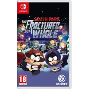 South Park :the Fractured But Whole Lacrado Nintendo Switch