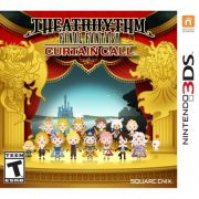 Theatrhythm Final Fantasy Curtain Call 3ds Lacrado Loja Bh