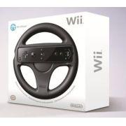 Volante Wii Preto semi novo